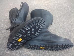 Sidi & new Vibram soles